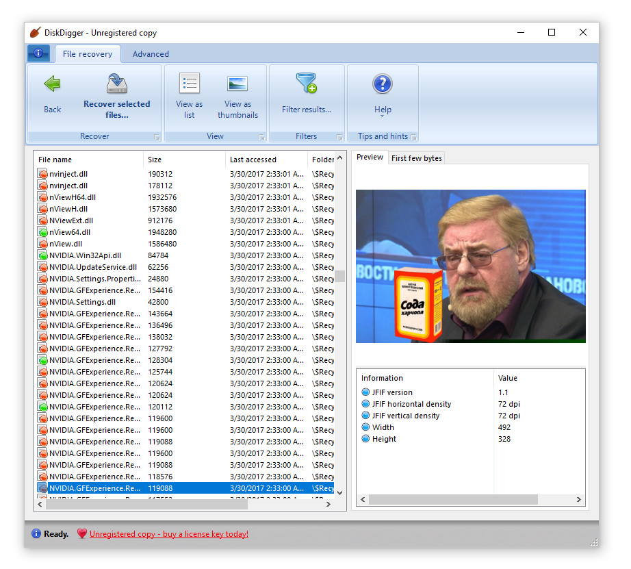 Diskdigger for Windows PC | App Review, Download & Restore